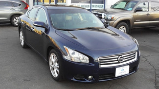 2013 Nissan Maxima 3.5 SV East Haven, CT 3