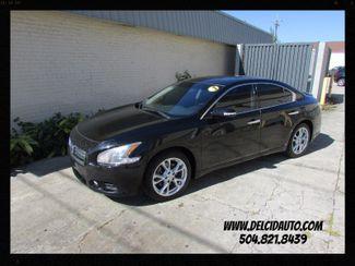 2013 Nissan Maxima 3.5 SV, Leather! Sunroof! Clean CarFax! New Orleans, Louisiana