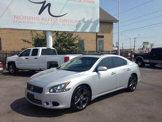 2013 Nissan Maxima SV  in Oklahoma City OK