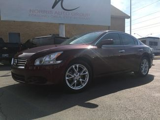 2013 Nissan Maxima 3.5 S LOCATED AT 39TH SHOWROOM 405-792-2244 in Oklahoma City OK