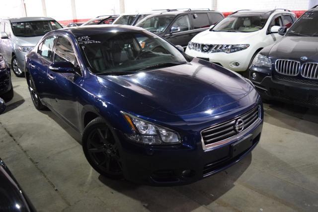 2013 Nissan Maxima 3.5 SV Richmond Hill, New York 1