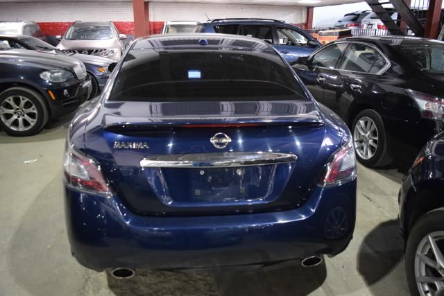 2013 Nissan Maxima 3.5 SV Richmond Hill, New York 3
