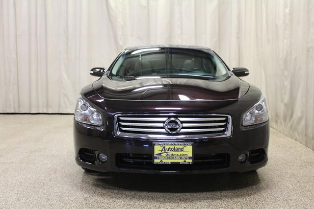 2013 Nissan Maxima 3.5 SV w/Premium Pkg Roscoe, Illinois 4