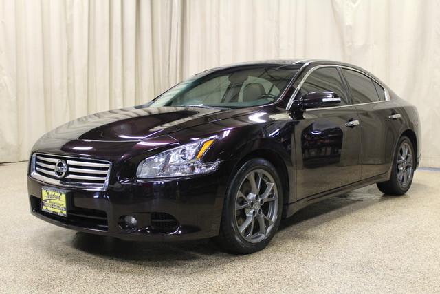 2013 Nissan Maxima 3.5 SV w/Premium Pkg Roscoe, Illinois 2