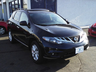2013 Nissan Murano SV East Haven, CT 3
