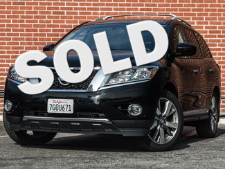 2013 Nissan Pathfinder Platinum Burbank, CA