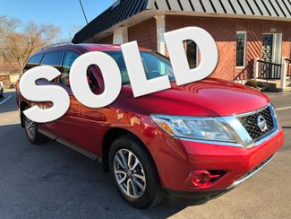2013 Nissan Pathfinder SV Knoxville , Tennessee