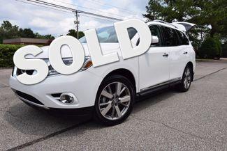 2013 Nissan Pathfinder Platinum Memphis, Tennessee