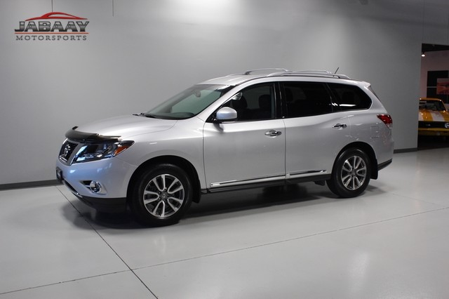 2013 Nissan Pathfinder SL Merrillville, Indiana 35