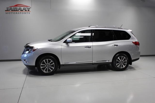 2013 Nissan Pathfinder SL Merrillville, Indiana 36