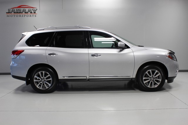 2013 Nissan Pathfinder SL Merrillville, Indiana 5