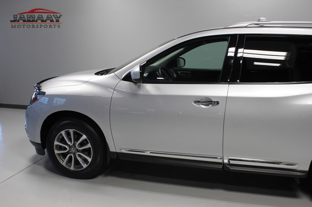2013 Nissan Pathfinder SL Merrillville, Indiana 33