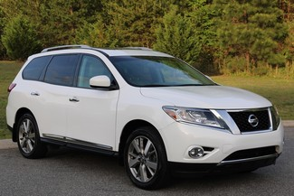 2013 Nissan Pathfinder Platinum Mooresville, North Carolina