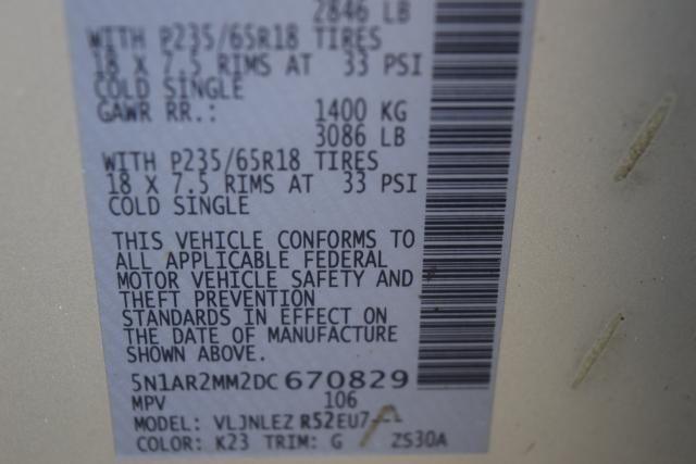 2013 Nissan Pathfinder SV Richmond Hill, New York 21