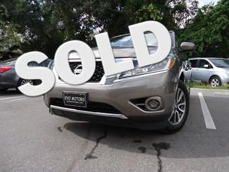 2013 Nissan Pathfinder SV 4WD Tampa, Florida