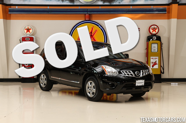 2013 Nissan Rogue S Financing is available with rates as low as 29 wac Get pre-approved in no