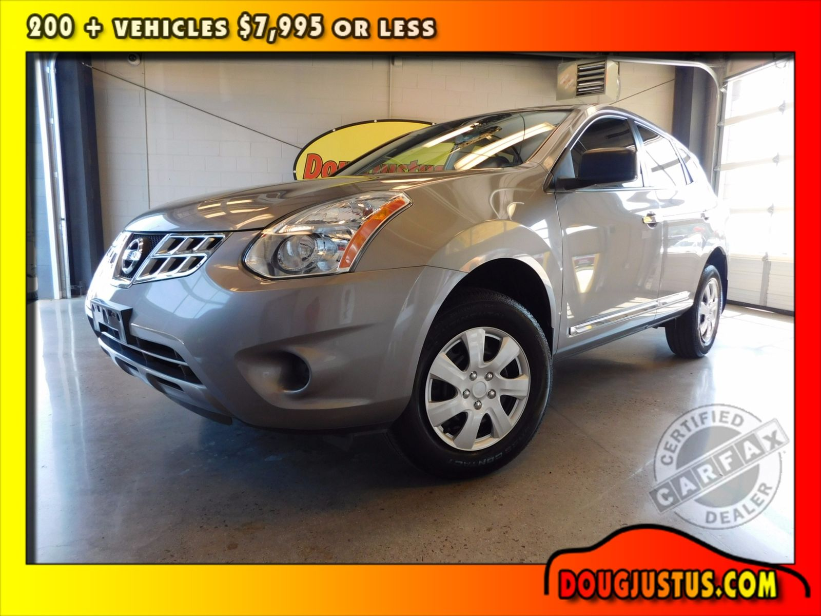 2014 nissan rogue autos post for Used cars airport motor mile