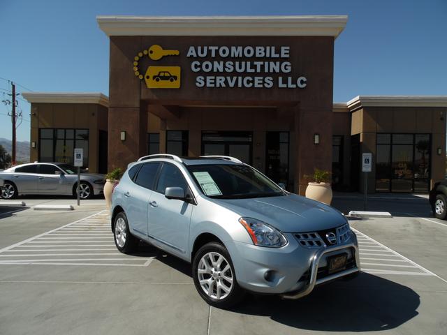 2013 Nissan Rogue SL AWD Bullhead City, Arizona 0