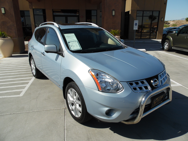 2013 Nissan Rogue SL AWD Bullhead City, Arizona 10
