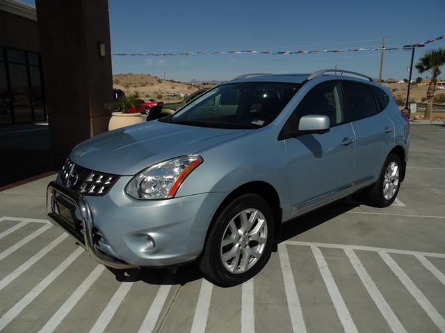 2013 Nissan Rogue SL AWD Bullhead City, Arizona 2