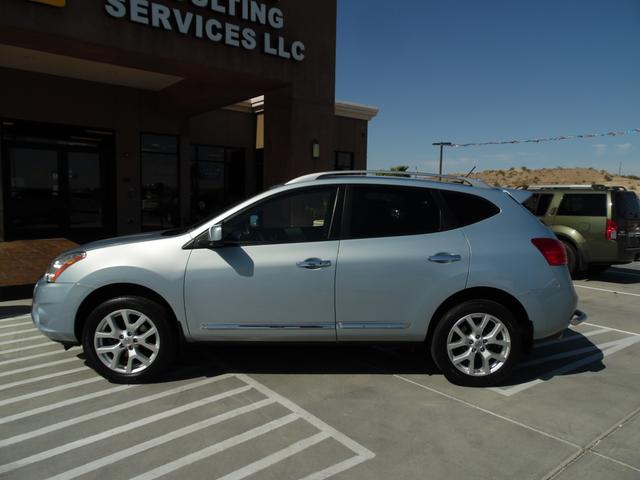 2013 Nissan Rogue SL AWD Bullhead City, Arizona 3