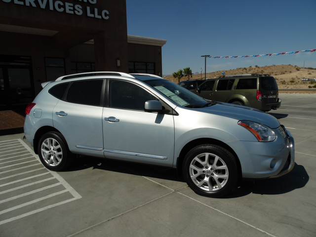 2013 Nissan Rogue SL AWD Bullhead City, Arizona 9
