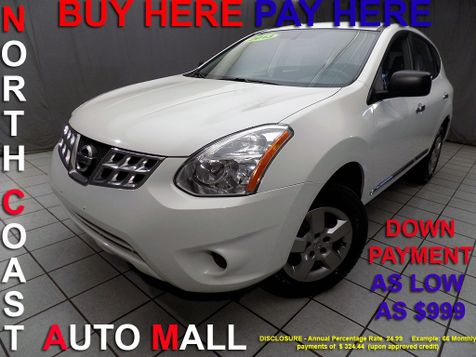 2013 Nissan Rogue S As low as $999 DOWN in Cleveland, Ohio