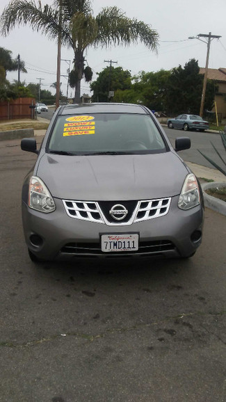 2013 Nissan Rogue S Imperial Beach, California