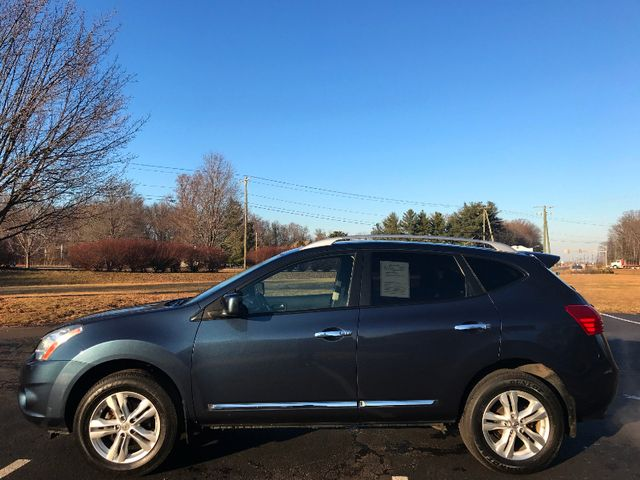 2013 Nissan Rogue SV Leesburg, Virginia 4