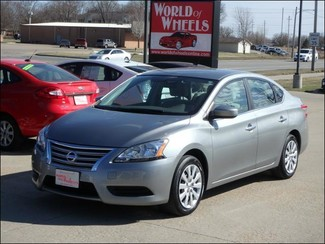 2013 Nissan Sentra FE+ SV in  Iowa