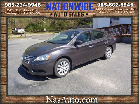 2013 Nissan Sentra S ( SALVAGE TITLE ) in , Louisiana