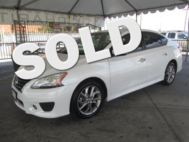 2013 Nissan Sentra SR This particular vehicle has a SALVAGE title Please call or email to check a