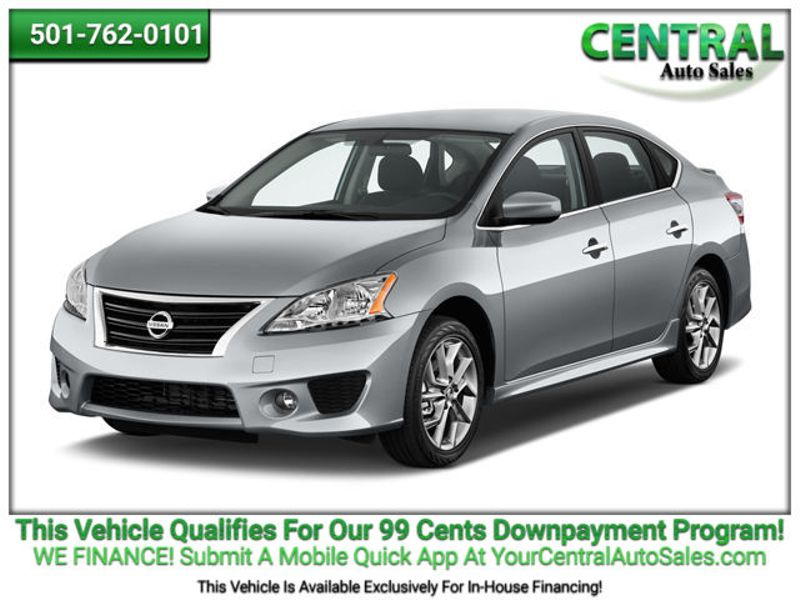 2013 Nissan Sentra SV | Hot Springs, AR | Central Auto Sales in Hot Springs AR