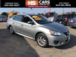 2013 Nissan Sentra SR Imperial Beach, California