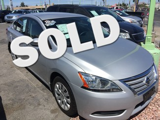 2013 Nissan Sentra FE+ SV AUTOWORLD (702) 452-8488 Las Vegas, Nevada
