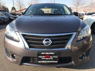 2013 Nissan Sentra SR LINDON, UT 7