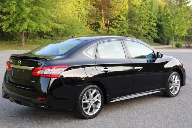 2013 Nissan Sentra SR Mooresville, North Carolina 5