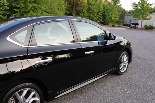 2013 Nissan Sentra SR Mooresville, North Carolina 65