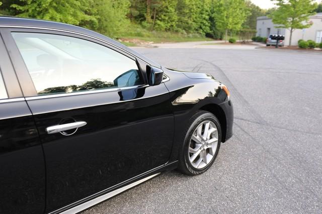 2013 Nissan Sentra SR Mooresville, North Carolina 67