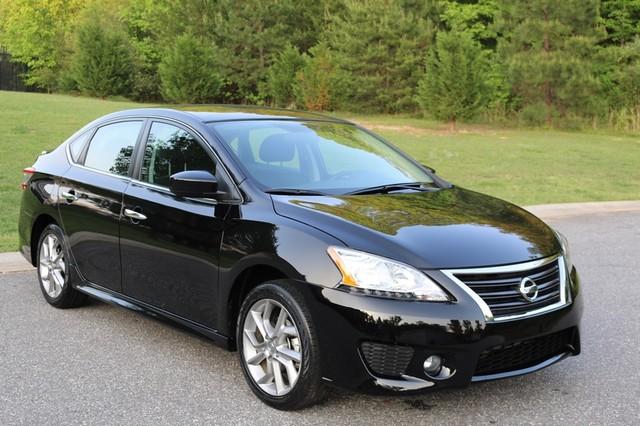 2013 Nissan Sentra SR Mooresville, North Carolina 68