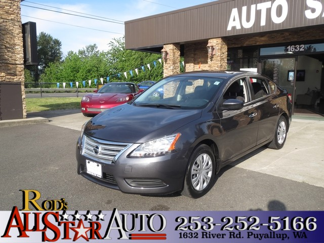 2013 Nissan Sentra SV The CARFAX Buy Back Guarantee that comes with this vehicle means that you ca