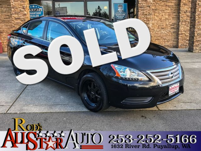 2013 Nissan Sentra SV This vehicle is a CarFax certified one-owner used car Pre-owned vehicles ca