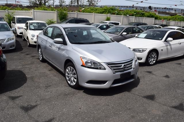 2013 Nissan Sentra S Richmond Hill, New York 1