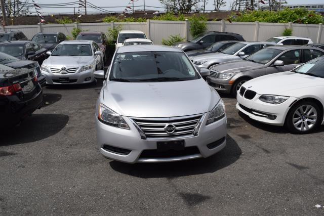 2013 Nissan Sentra S Richmond Hill, New York 2