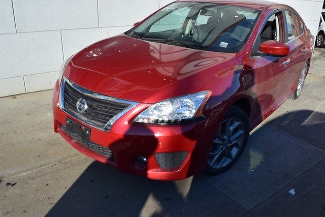 2013 Nissan Sentra SR Richmond Hill, New York 1