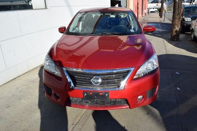 2013 Nissan Sentra SR Richmond Hill, New York 2