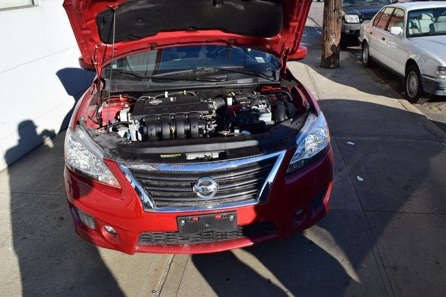 2013 Nissan Sentra SR Richmond Hill, New York 3