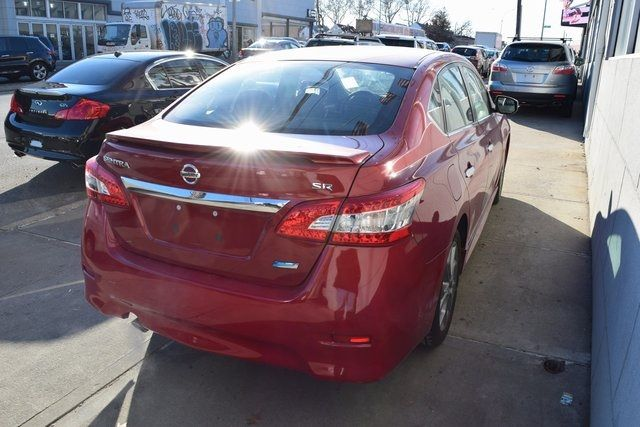 2013 Nissan Sentra SR Richmond Hill, New York 6