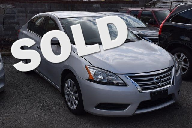 2013 Nissan Sentra SV Richmond Hill, New York 0