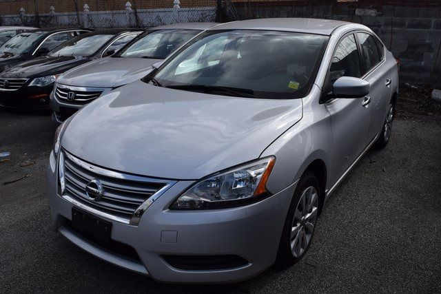 2013 Nissan Sentra SV Richmond Hill, New York 2